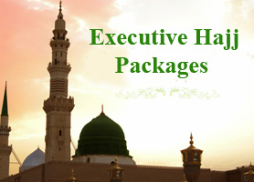 Executive Hajj Package