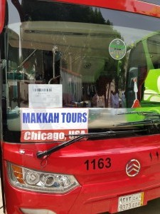 Makkah Tours Bus
