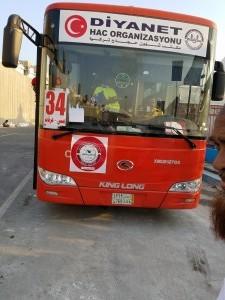 Hajj Bus